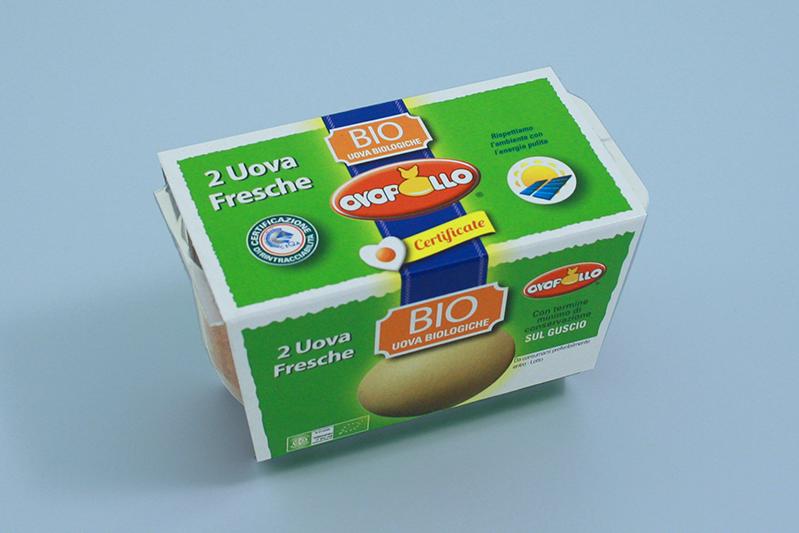 Ovopollo - Bio 2 uova
