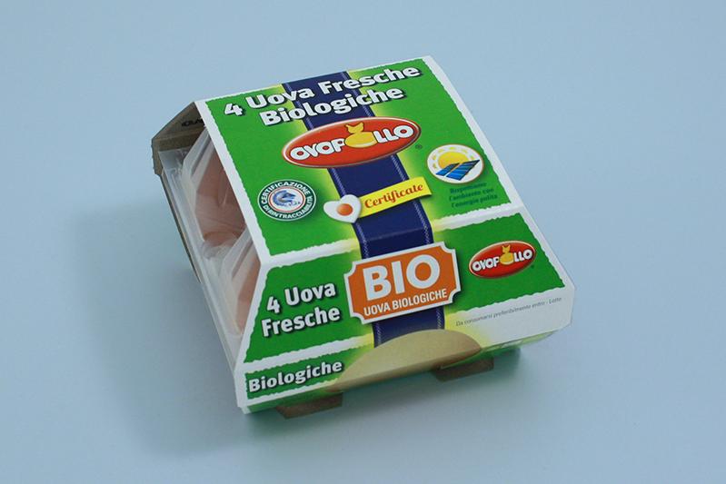 Ovopollo - Bio 4 uova