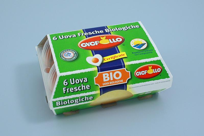 Ovopollo - Bio 6 uova