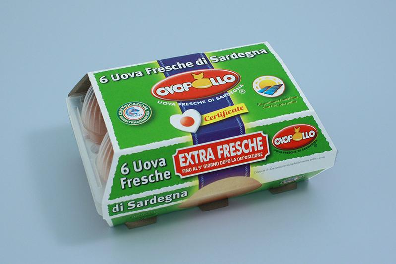Ovopollo - Extrafresche 6 uova
