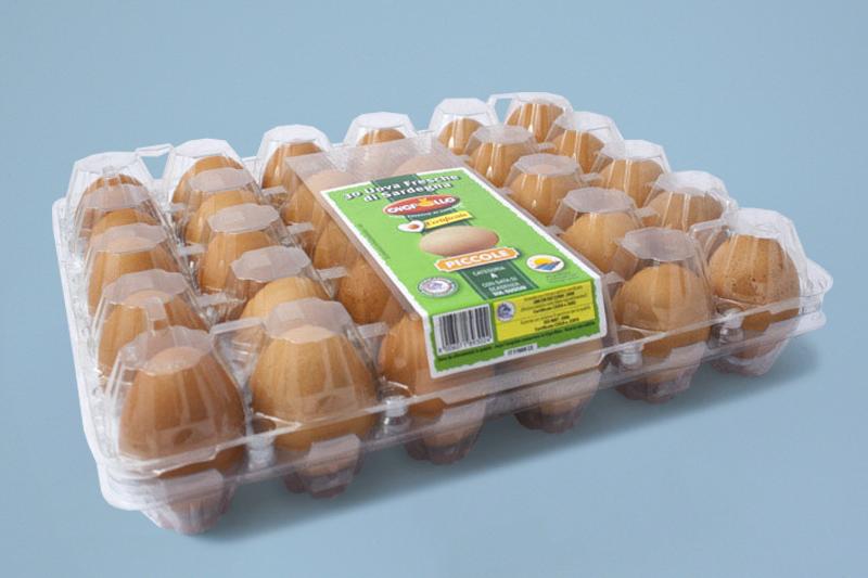 Ovopollo - Fresche 30 uova piccole
