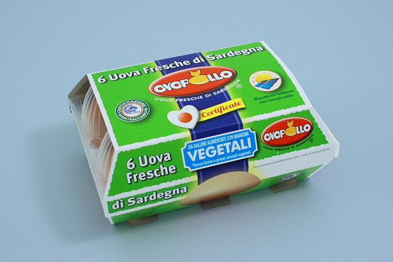 Ovopollo - Vegetali 6 uova