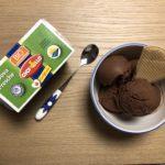 Gelato al cioccolato extra fondente