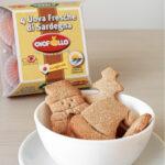 Biscotti natalizi senza glutine